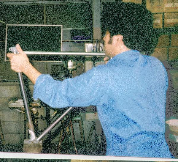 The most Italian of the Japanese framebuilders