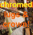 chrome chrome chrome