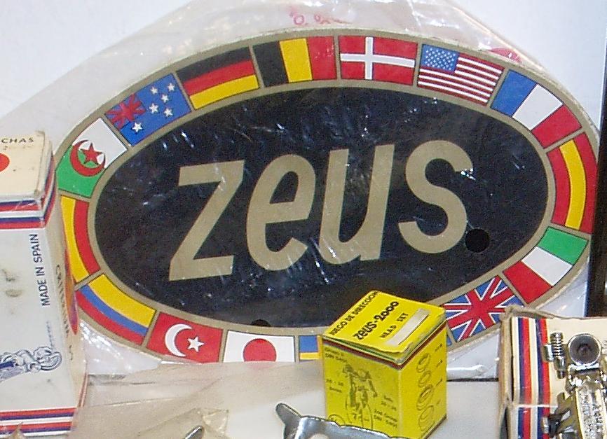 Zeus; 1926 to 1984