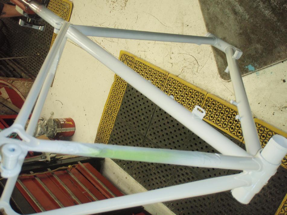 Italian built frame