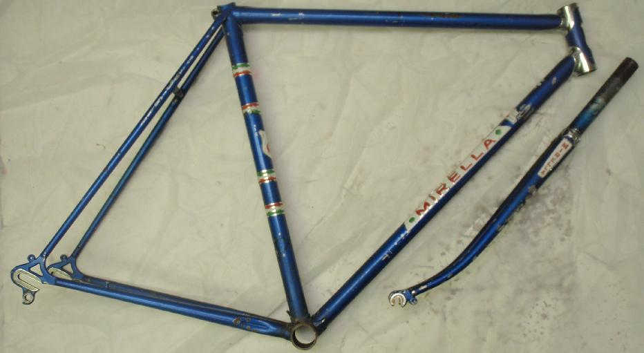 classic Italian frame reborn